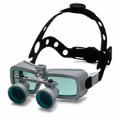 Binocular Magnifier for LASERVISION L-02K ALL STAR Frame