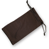 Microfibre Storage Bag for LASERVISION Laser Safety Eyewear