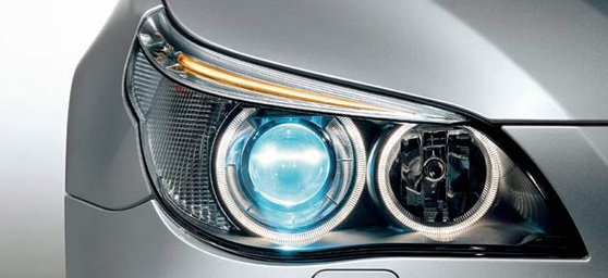 BMW 5-Series Xenon Headlight