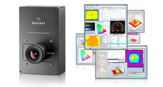 ProMetric PM-1200 CCD Imaging Colorimeter